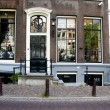 Otto frank house amsterdam holland — Stock Photo #13414796