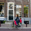 Otto frank house amsterdam holland — Stock Photo #13414808