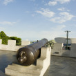 Canon malecon 2000 guayaquil ecuador - Stock Photo