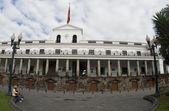 Presidential palace quito ecuador — Stock Photo