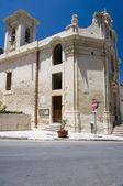 Igreja nossa senhora das vitórias valletta malta — Fotografia Stock