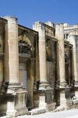 Malta valletta historic opera house ruins — Stock Photo