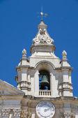 подробно, собор святого павла мдина мальта — Стоковое фото
