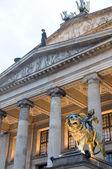 Konzerthaus concert hall berlín alemania — Foto de Stock
