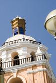 Menor basilica de nuestra senora de la merced de lima — Zdjęcie stockowe
