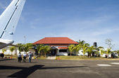 Airport Corn Island, Nicaragua — Stock Photo