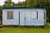 House corn island nicaragua — Stock Photo