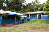 School rural nicaragua central america — Stock Photo