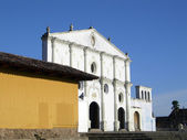 San Francisco church cathedral Granada Nicaragua — Stock Photo