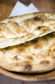 Chleb turecki pita — Zdjęcie stockowe