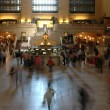 Grand central rush — Stock fotografie