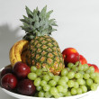 Fruit platter — Stock Photo #23018084