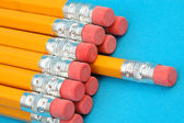 Dozen new pencils — Stock Photo
