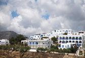 Hotele na wzgórzu — Zdjęcie stockowe