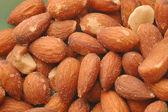 Almond detail — Stock Photo