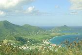 島パノラマ — ストック写真