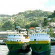 Stock Photo: Island ferries