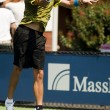 Stockfoto: Lester Cook forehand us open 2009
