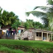 Typical house corn island nicaragua — Stock Photo #23042166