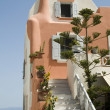 Stock Photo: Greek island cyclades house