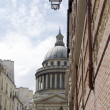 The pantheon paris france — Stock Photo