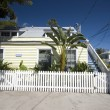 house key west florida usa — Stock Photo