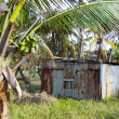 Typical house corn island nicaragua — Stock Photo #23044518