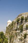 Sentry post city gate malta — Stock Photo