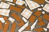 Dlaždice podlahy vzory v nikaragui — Stock fotografie