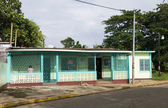 Retail store market corn island nicaragua — Stock Photo