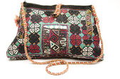 Shoulder bag hand made in turkey — Stock Photo