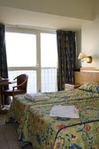 Hotel room sliema malta 3 star — Stock Photo