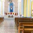 Pulpit Cathedral of Grenada Nicaragua — Stock Photo