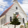������, ������: First Baptist Church La Loma town San Andres Island Colombia South America