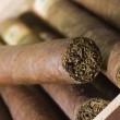 Quality hand made cigars from Nicaragua — Stock Photo