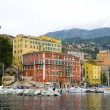 Stock Photo: Old port Bastia, Corsica, France