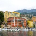 The old port Bastia, Corsica, France — Stock Photo #23057464