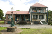 St. Eustatius Historical Foundation Museum — Foto Stock