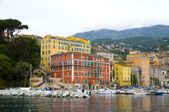 The old port Bastia, Corsica, France — Stock Photo
