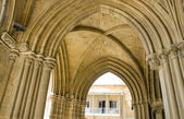 Mosque arch detail Lefkosia Cyprus — Stock Photo