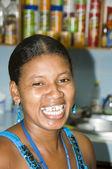 Editorial native portrait nicaragua homme maïs île — Photo