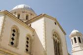 Greel orthodox cathedral ayia napa lemesos cyprus — Stock Photo