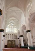 Interior selimiye mosque st. sophia cathedral lefkosia nikosia — Stock Photo