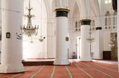 Interior selimiye mosque st. sophia cathedral lefkosia nicosia cyprus — Stock Photo