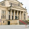 Concert Hall Konzerthaus  in The Gendarmenmarkt Berlin Germany  — Stock Photo