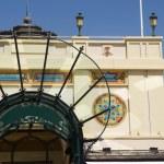 Entry famous cafe architecture casino Monte Carlo Monaco — Stock Photo #23085050