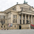 Concert Hall House in Gendarmenmarkt Berlin Germany — Stock Photo
