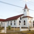 St. James Episcopal Church Big Corn Island Nicaragua — Stock Photo