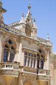 St. paul's cathedral plaza st. paul mdina malta — Stock Photo