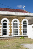 St. mary's anglican chuch port elizabeth bequia st. vincent — Stock Photo